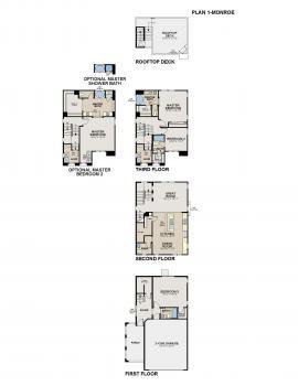 Floorplan for Dawn