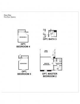Floorplan for Denise