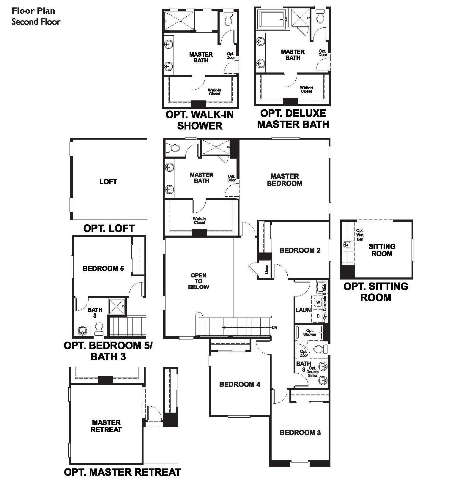 Floorplan for Layla